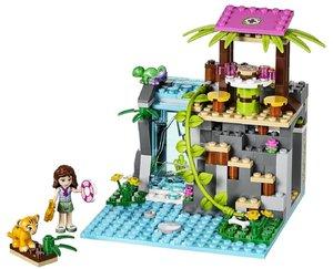 LEGO® Friends 41033 - Einsatz am Dschungel-Wasserfall