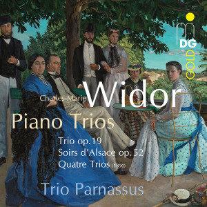 Klaviertrios,op.19,op.52,4 Trios (1890)