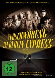 Verschwörung im Berlin-Express (DVD)
