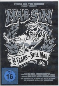 25 Years-Still Mad