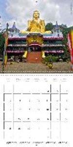 Sri Lanka 2015 - Exotic Paradise (Wall Calendar 2015 300 × 300 m
