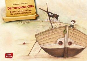Bilderbuchgeschichten für unser Erzähltheater: Der verlorene Ott