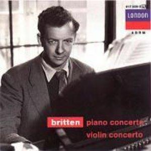 Klavierkonzert op.13/Violinkonzert op.15