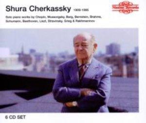 Shura Cherkassky 1909-1995