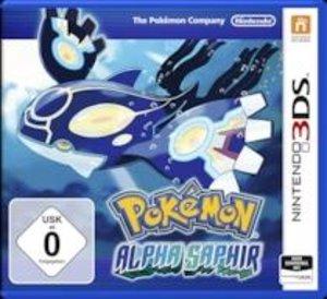 3DS Pokémon Alpha Sapphire. Für Nintendo 3DS