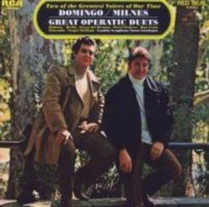 Placido Domingo: Great Opera Duets