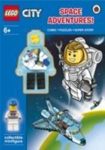 LEGO CITY SPACE ADVENTURE ACTIV