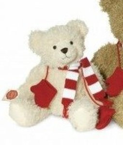 Teddy Hermann 91344 - Teddy beige, 35 cm, 1 Stück