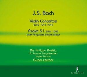 Violinkonzerte BWV 1041-1043,1049/Psalm 51/+