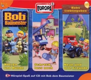Bob, der Baumeister Box 08. Lieblingsbox