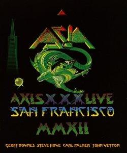 Axis XXX Live In San Francisco Mmxii