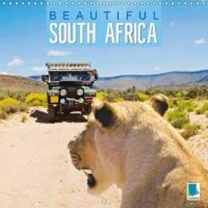 Beautiful South Africa (Wall Calendar 2015 300 × 300 mm Square)