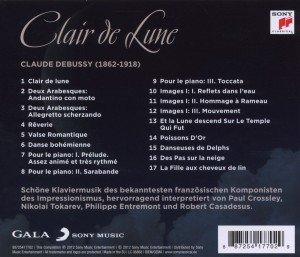 Clair de Lune-Die schönste Klaviermusik von Debuss