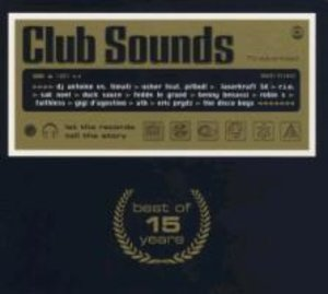 Club Sounds-Best Of 15 Years