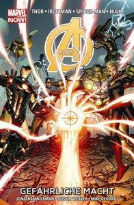 Avengers - Marvel Now! Bd 2: Gefährliche Macht