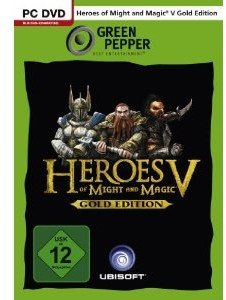Green Pepper: Heroes of Might and Magic 5 Gold Edition