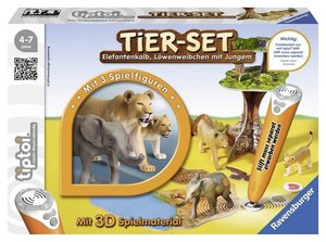 tiptoi® Tier-Set Löwen