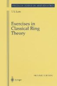 Exercises in Classical Ring Theory