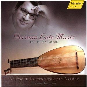Deutsche Lautenmusik D.Barock