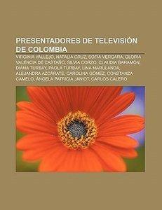 Presentadores de televisión de Colombia