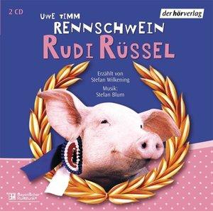 Rennschwein Rudi Rüssel. 2 CDs