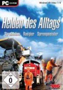 Helden des Alltags 2 (Straßenbau / Sprengmeister / Rangier). Für