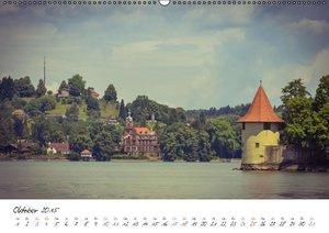 Wenk, M: Unterwegs am Bodensee (Wandkalender 2015 DIN A2 que