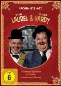 Lachen Sie Mit Stan Laurel & Oliver Hardy (3DVD-Se