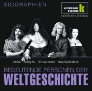 Moliere/Ludwig XIV/Newton/Merian