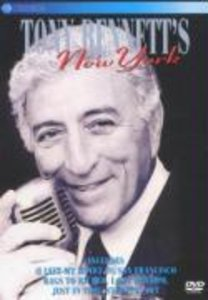 Tony Bennet's New York