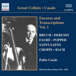 Encores & Transcription Vol.1