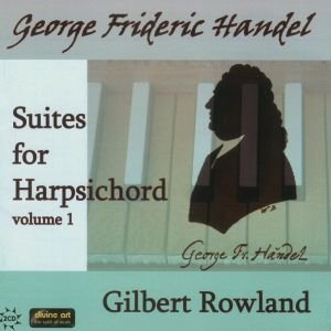 Suites for Harpsichord Vol.1