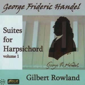 Suites for Harpsichord Vol.1