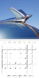 Hood Ornaments of Classic Cars (Wall Calendar 2015 300 × 300 mm