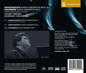 Klavierkonzerte 1 & 2/Klavierkonzert 5