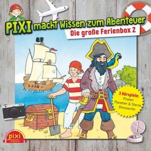 Pixi macht Wissen zum Abenteuer: Die große Ferienbox 2