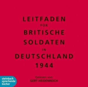 Leitfaden für Britische Soldaten in Deutschland 1944