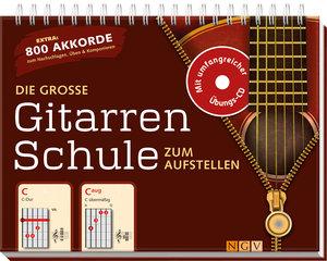 Die große Gitarrenschule mit CD