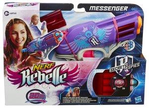 Hasbro A8760EU4 - Nerf Rebelle Messenger