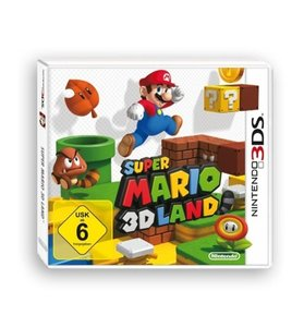 Super Mario 3D Land. Nintendo 3DS