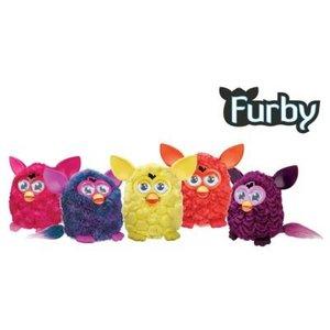 Hasbro 39834 - Furby Edition: Wild, sortiert, Preis pro Stück