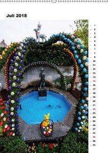 Frankens Osterbrunnen