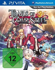 Trails of Cold Steel - aka Legend of Heroes