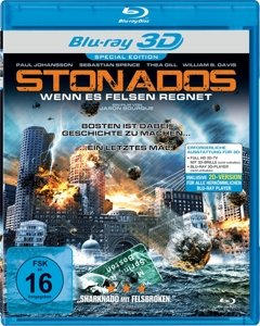 Stonados-Wenn Es Felsen Regnet (3D-Special Ed.)