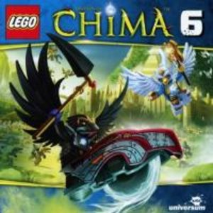LEGO Legends of Chima (CD 6)