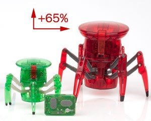 Invento 501190 - Hexbug Spider XL RC