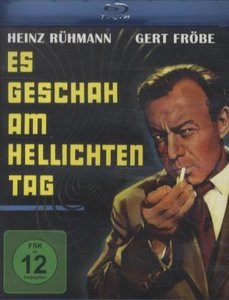 Es geschah am hellichten Tag BD (Remastered Versio
