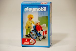 PLAYMOBIL® 4407 - Kinderrollstuhl