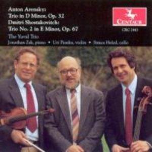 Klaviertrio d-moll op.32/Trio 2 e-moll