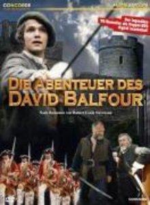 Die Abenteuer des David Balfour (DVD)
